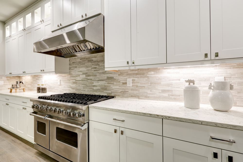 Kitchen cabinets in Langley British Columbia