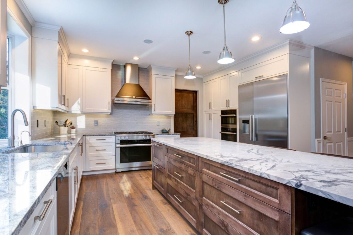 kitchen and bathroom cabinets in Langley and Port Coquitlam